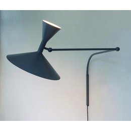 Nemo Lampe de Marseille - Wandlamp - Grijs