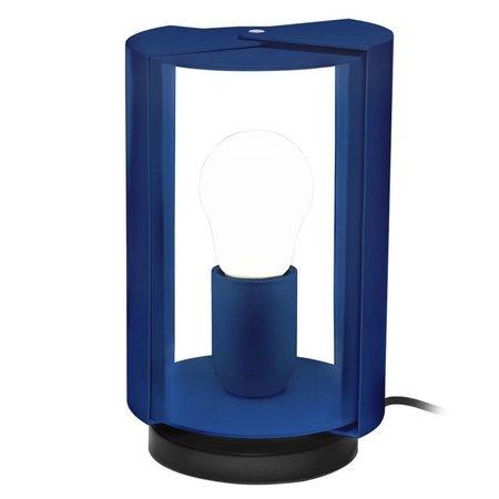 Nemo Pivotante a Poser - Tafellamp - Blauw