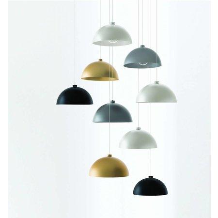 Nemo Coupole - Hanglamp - Wit