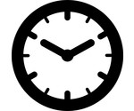 Station Clock / School Clock