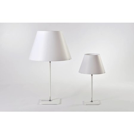 Axis71 Table Lamp - One Table Small - White
