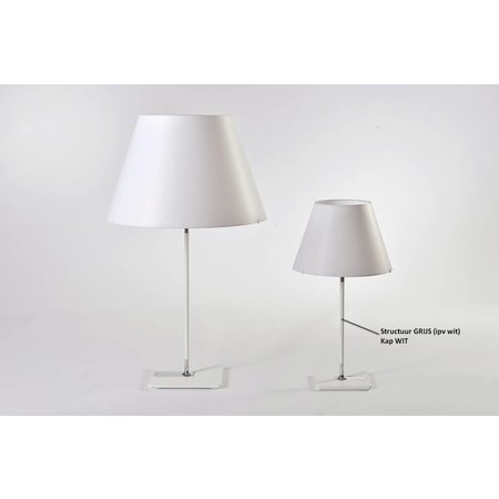 Axis71 One Table Small - Tafellamp - Grijs