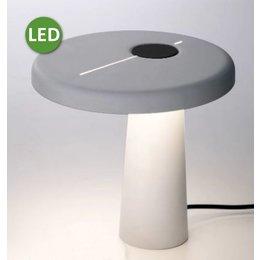 Martinelli Luce HOOP - LED Tafellamp - Wit