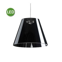 Rotaliana LED Hanging Lamp - Dina H1 - Black