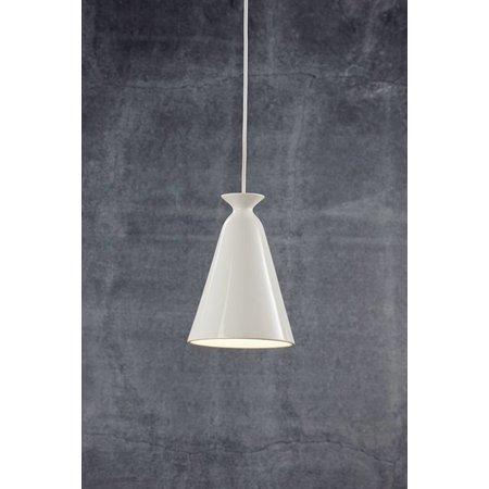 Nordlux Curve Pendant Lamp - White
