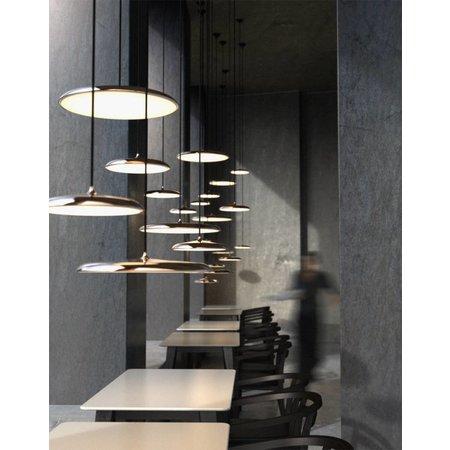 Nordlux Artist hanging lamp 25 - Copper