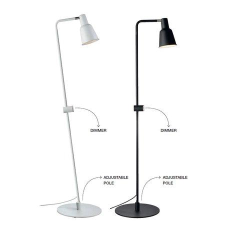 Nordlux Patton - Staande lamp - Wit