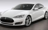 Laadpaal Tesla Model S