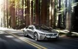 Laadpaal BMW i8