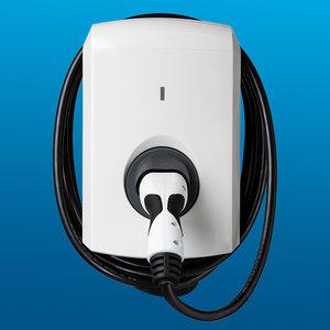 Alfen | ICU Eve Single S-Line   (1 fase vaste kabel)