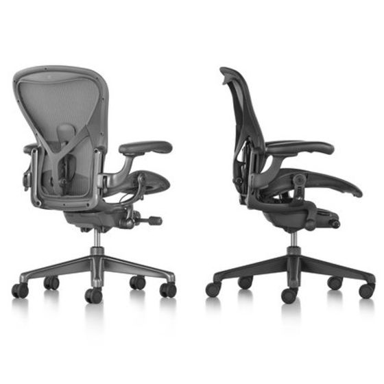 Herman Miller Aeron 2 Remastered (New)