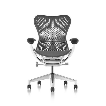 HermanMiller Mirra 2 Triflex - Slate grey - full options