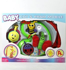 Opwindbare baby mobiel