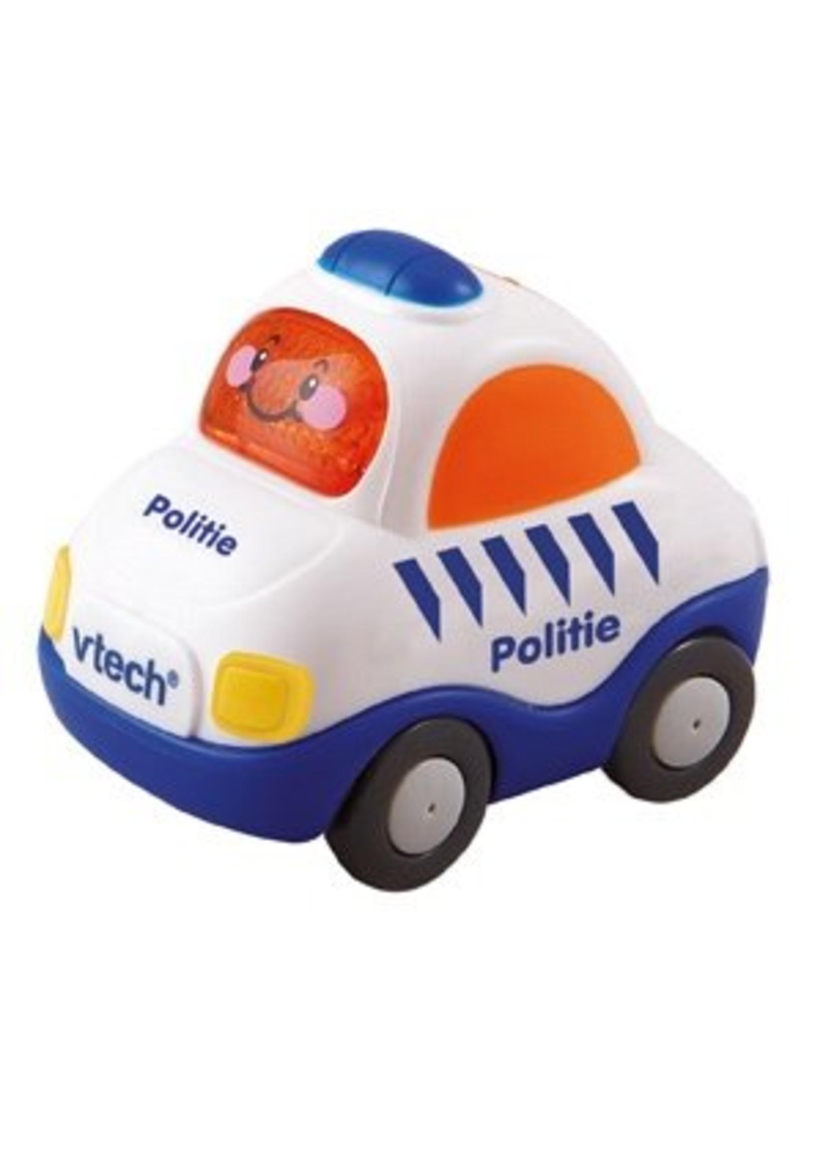 Vtech Toet Toet Auto's Politiebureau +12m