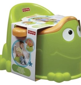 Fisher Price Kikker potje +24m