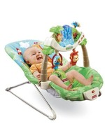 Fisher Price Rainforest Bouncer +0m