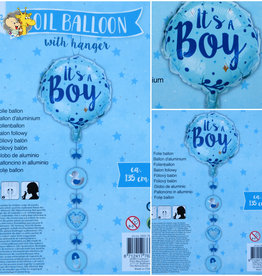 Folie Ballon Its a Boy