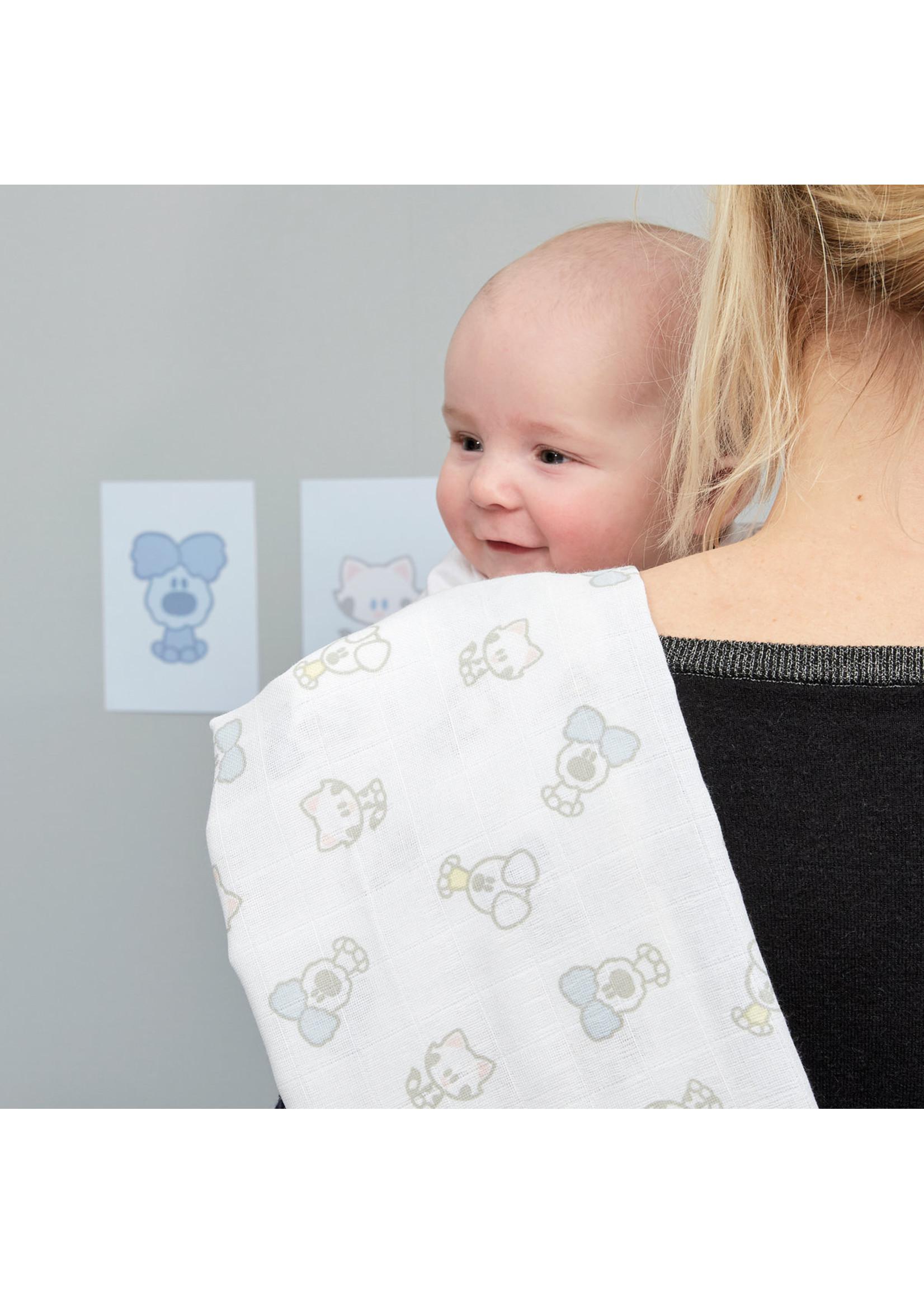 Woezel & Pip Baby Hydrofiele Luiers Woezel & Pip Baby
