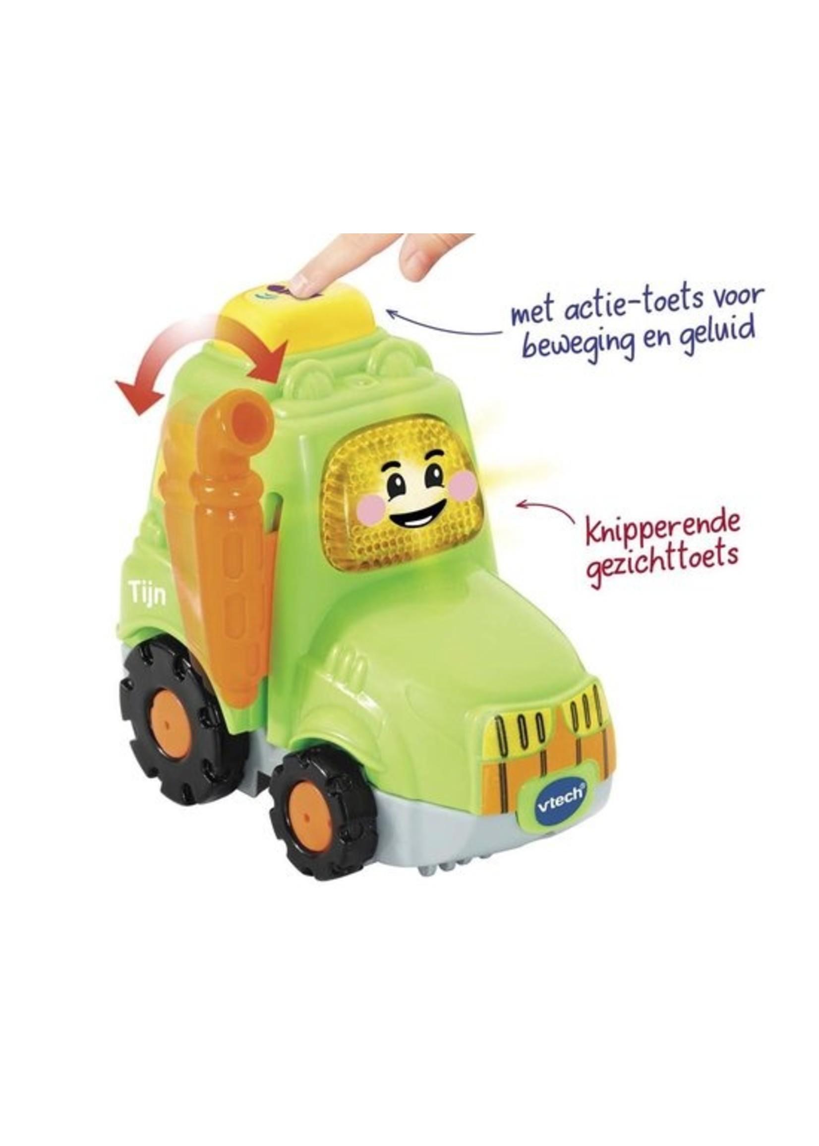 Vtech Toet Toet Auto's Tijn Tractor