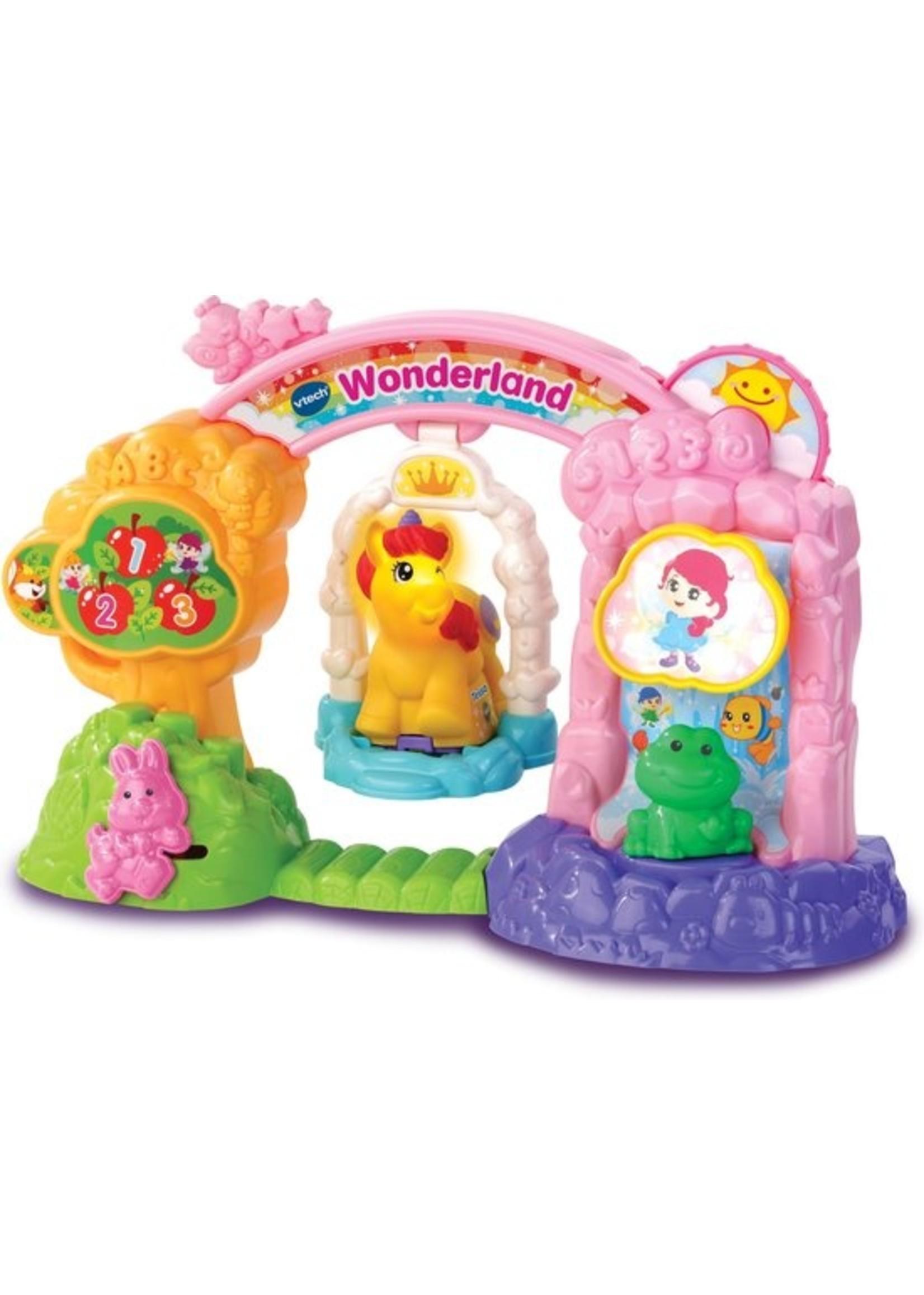 Vtech Zoef Zoef Dieren Magisch Wonderland