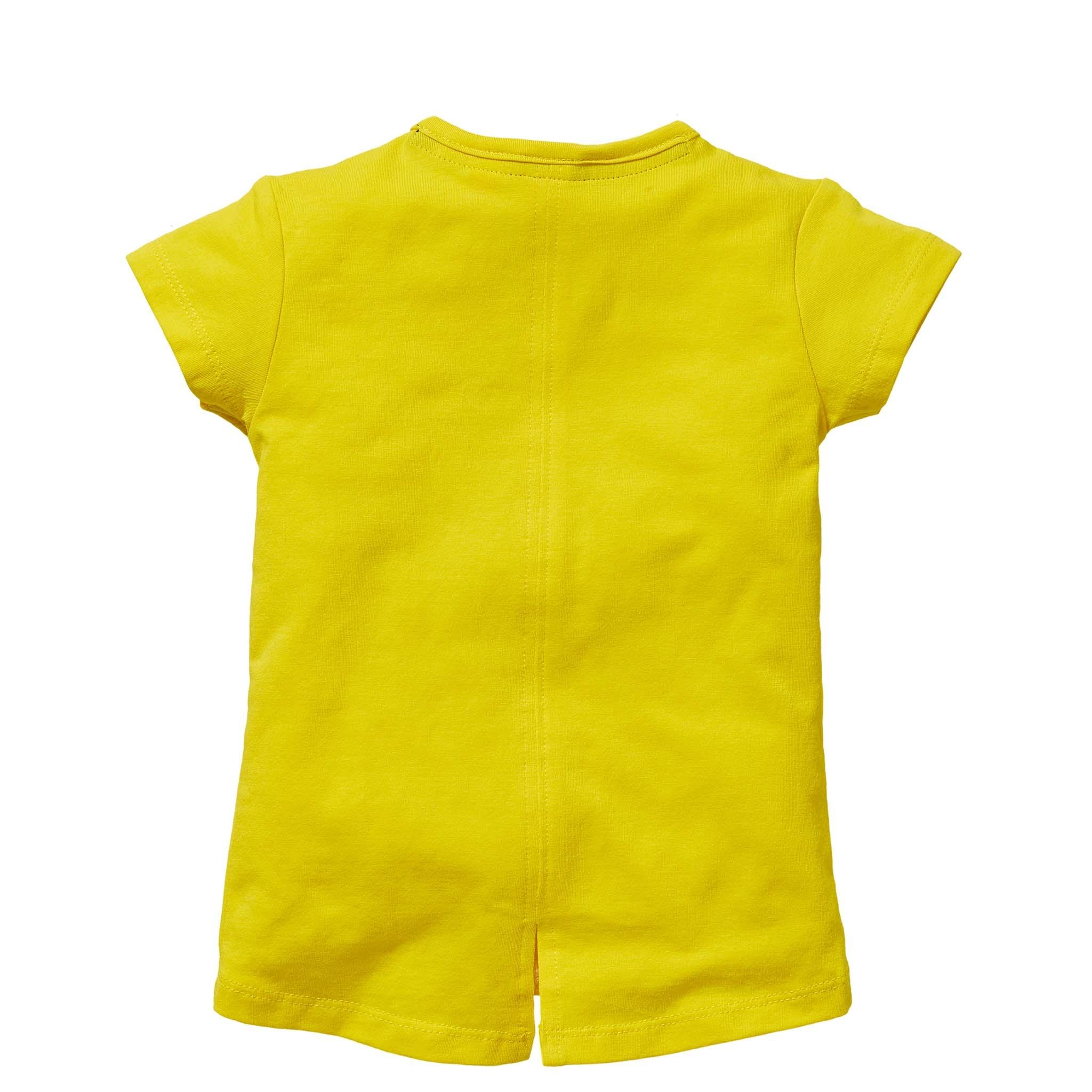 Quapi Shortsleeve Ghis Summer Yellow
