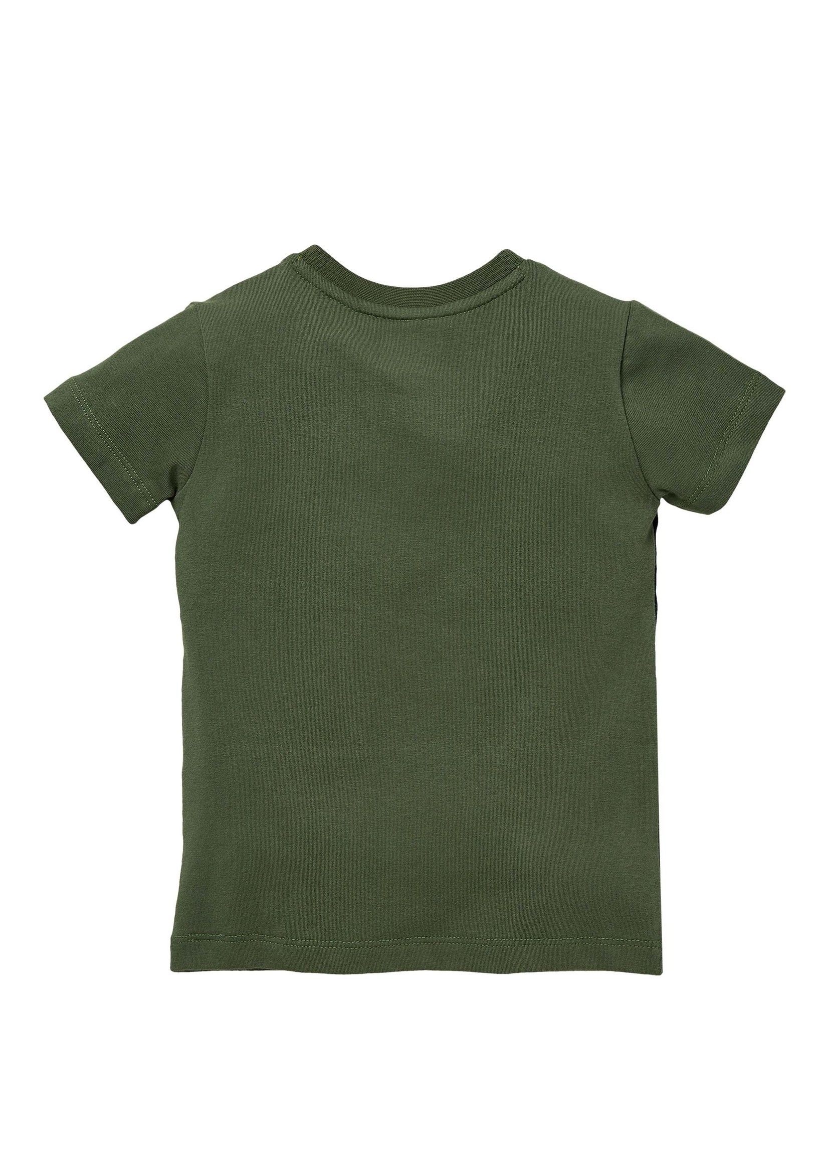 Quapi Shortsleeve Garvin Army Green
