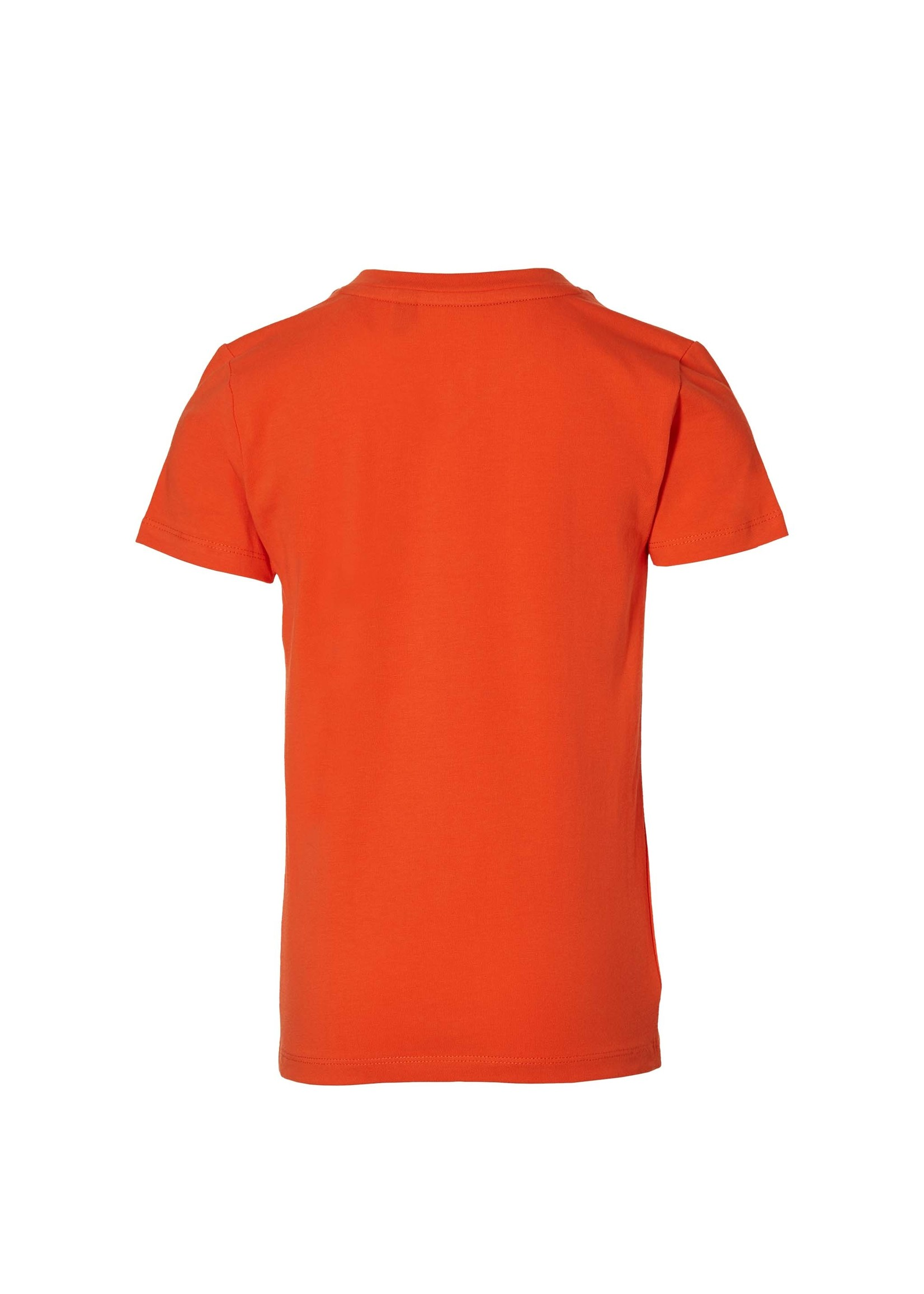 Quapi Shortsleeve Faas Orange Red