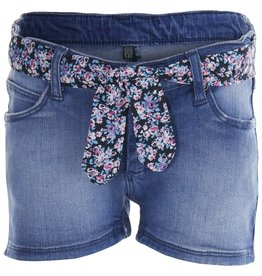 Quapi Shorts Fonne Denim Blue