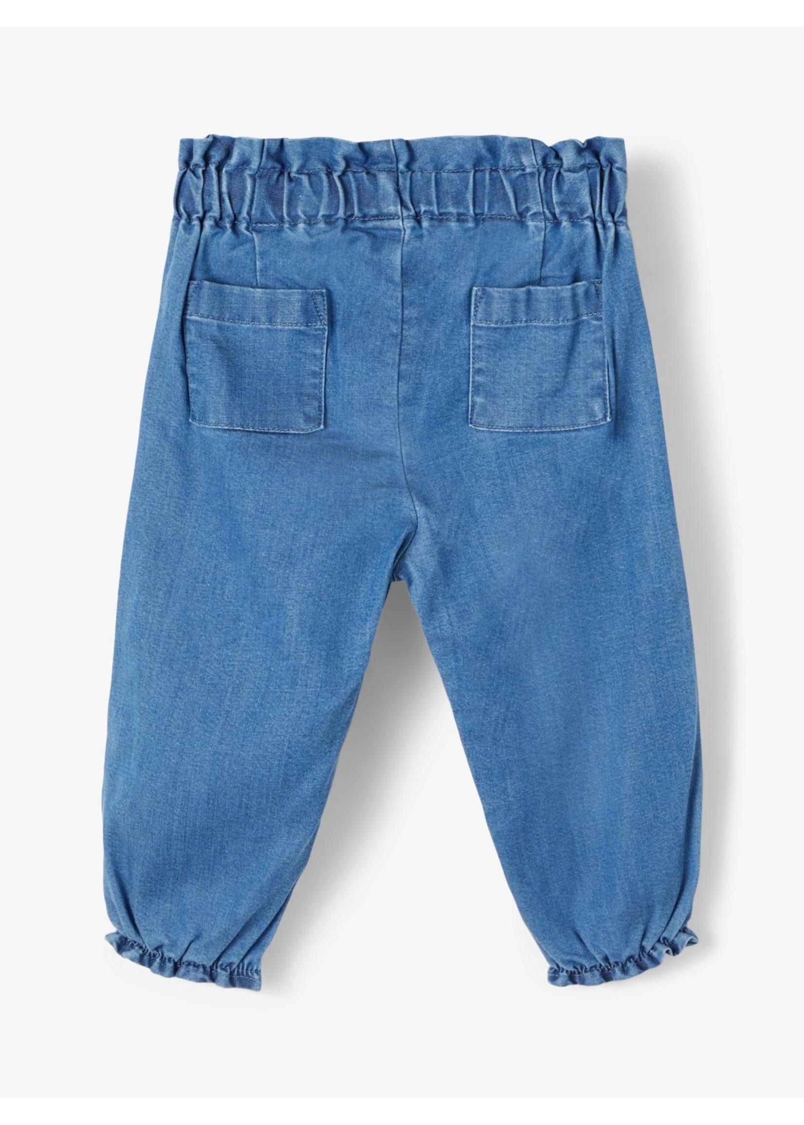 Name it Jeans Broekje Medium Blue Denim