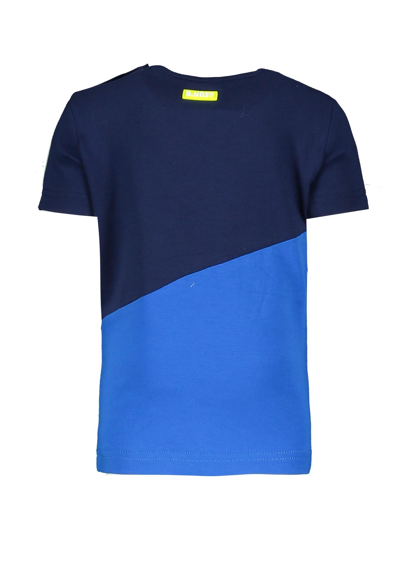 B.nosy Shirt Electric Blue