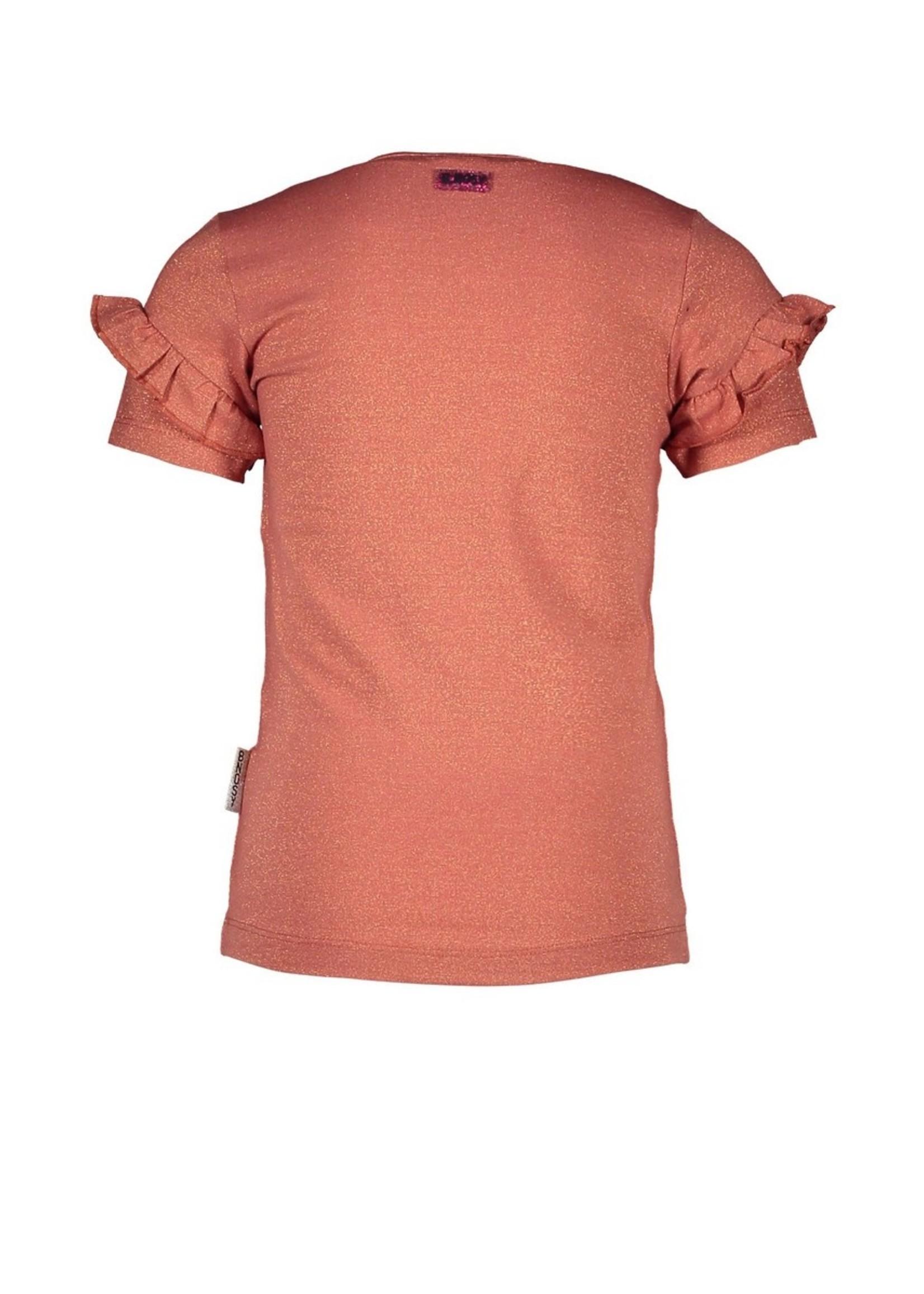 B.nosy Shirt Pale Brown