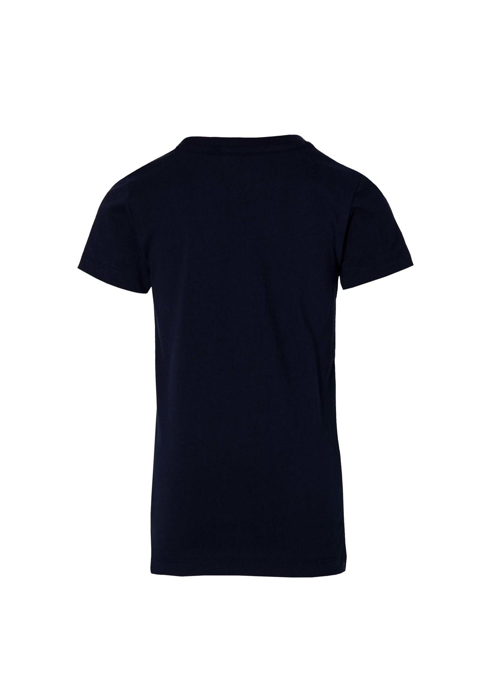 Quapi Shirt Ferco Dark Blue