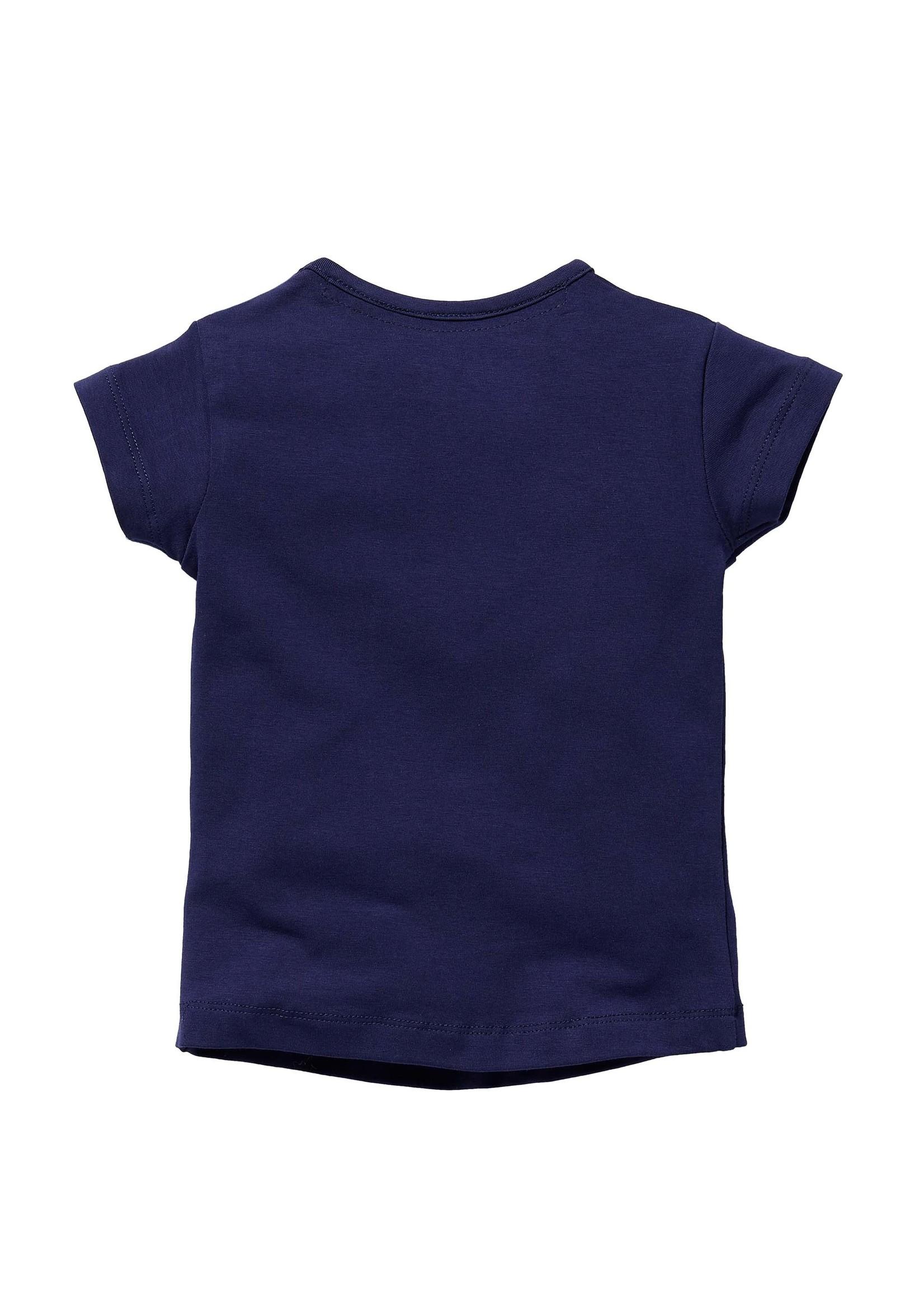Quapi Shirt Gezina Dark Blue