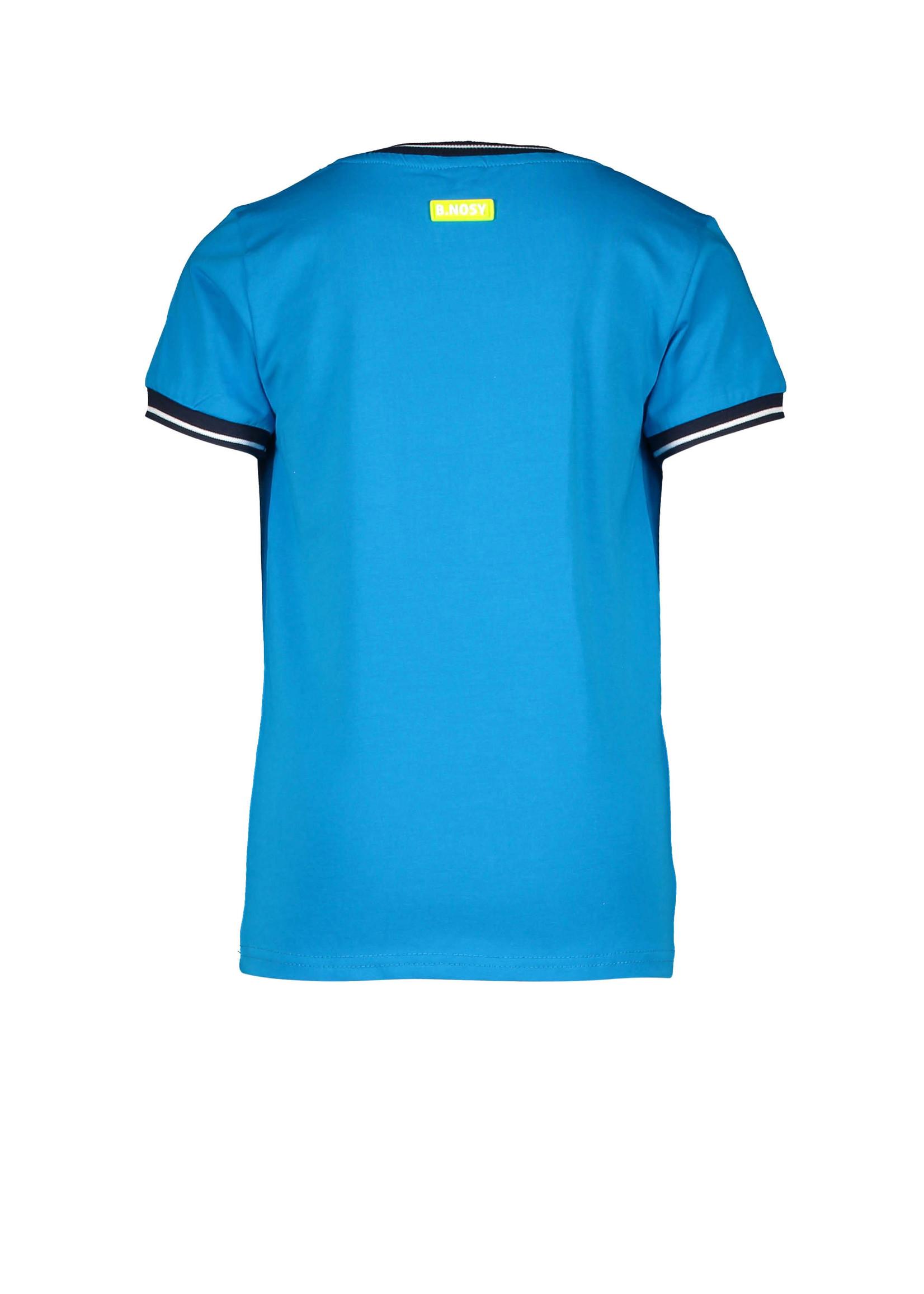 B.nosy Shirt Surf Blue