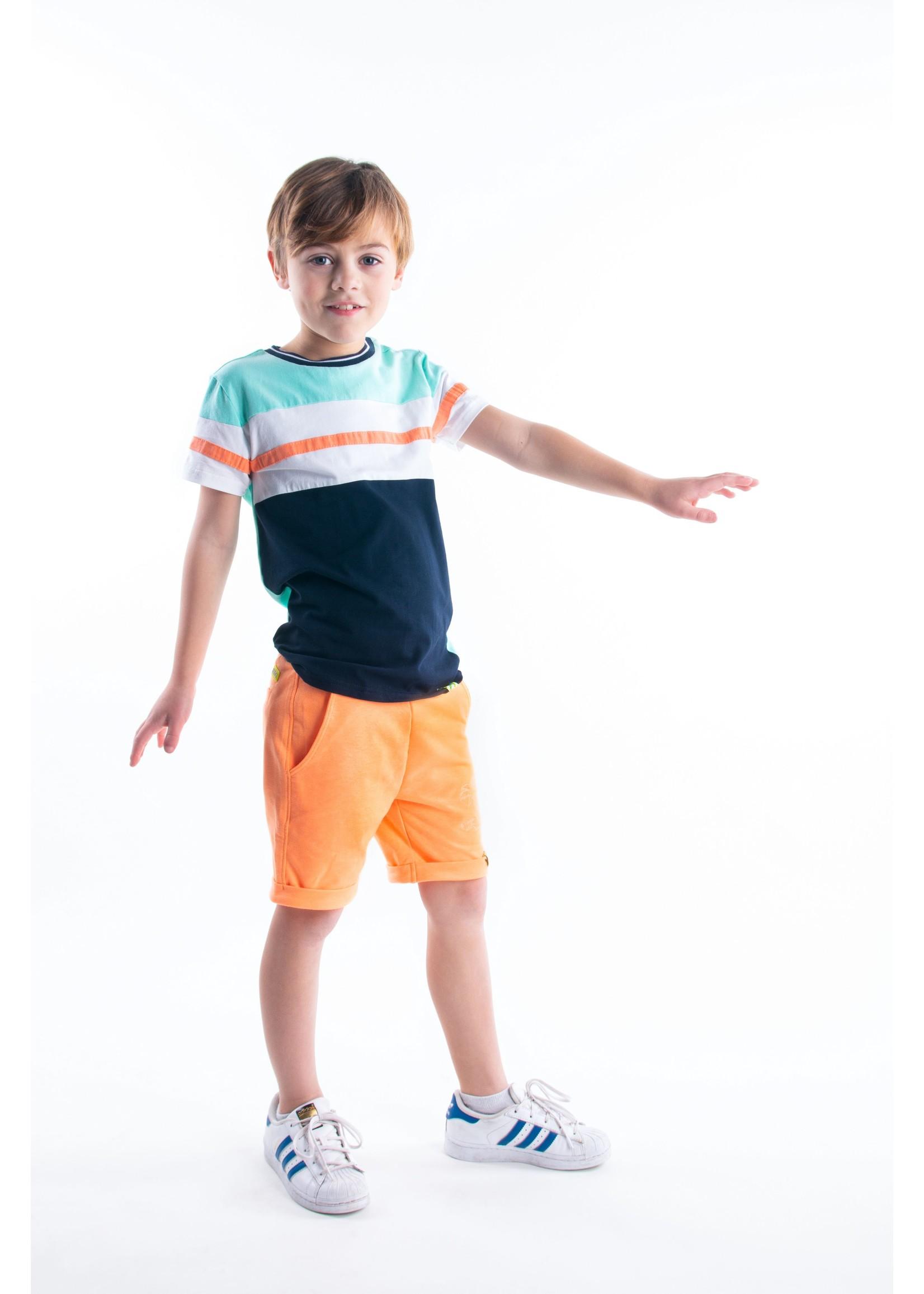 B.nosy Shorts Neon Orange