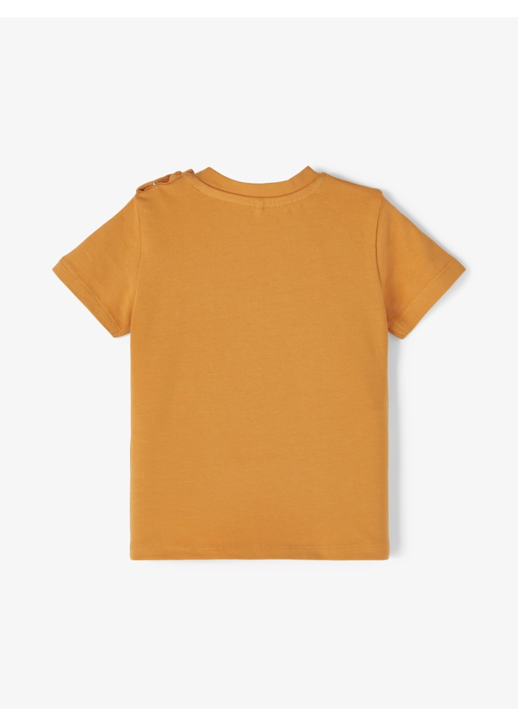 Name it Shirt Spruce  Yellow