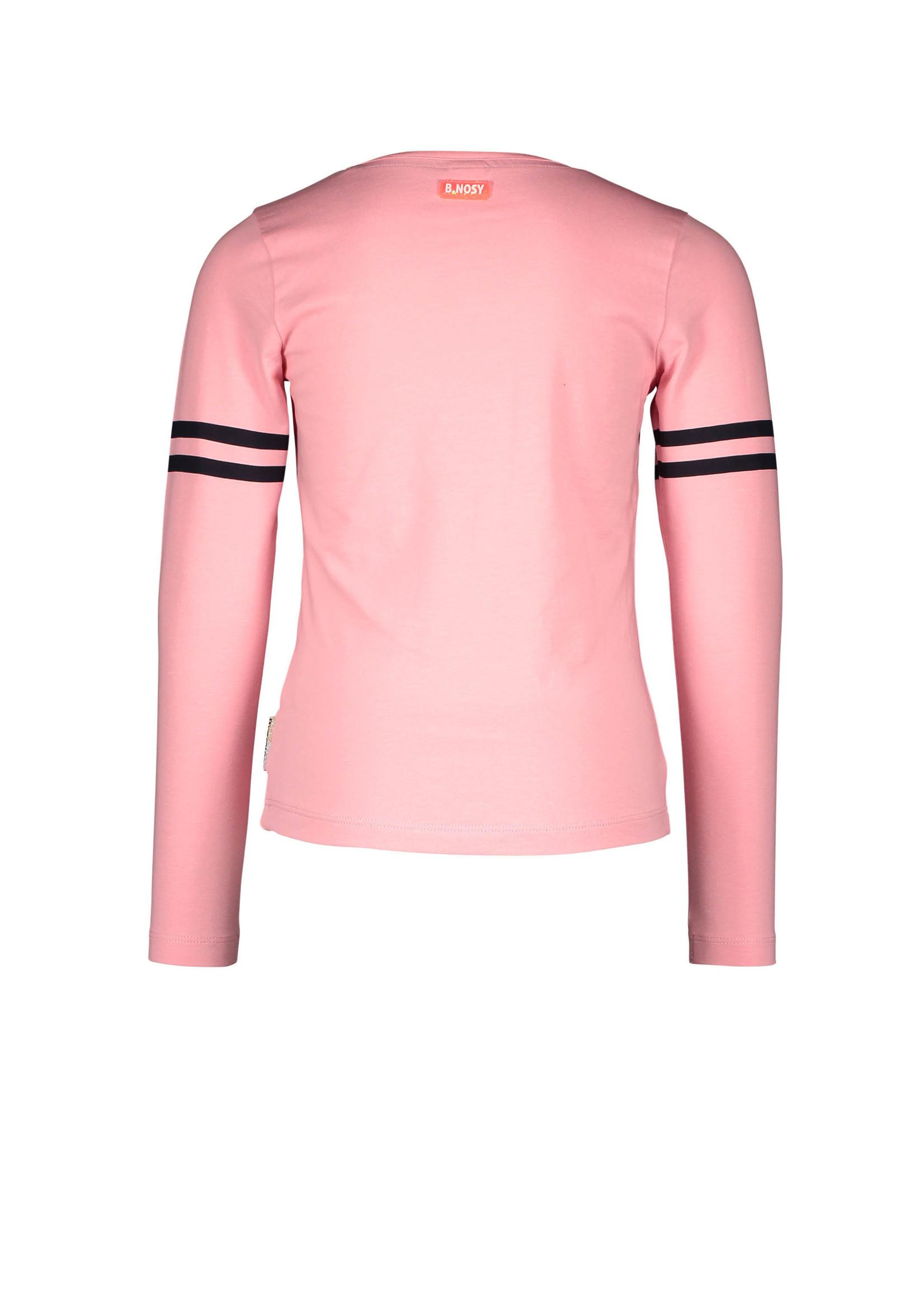 B.nosy Longsleeve Punch Pink