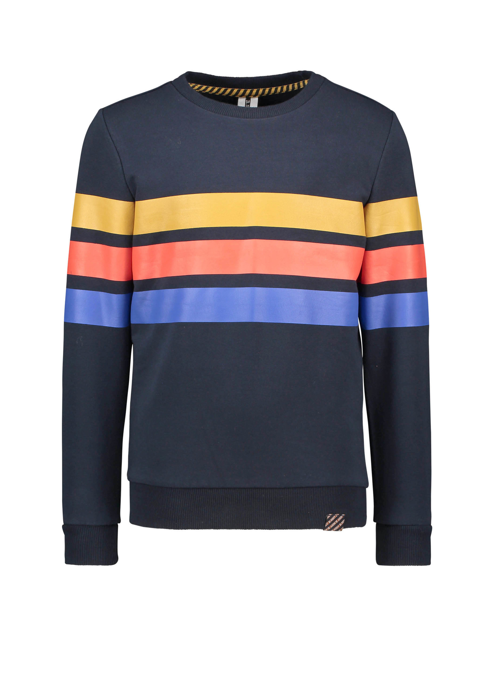 B.nosy Sweater Ink Blue