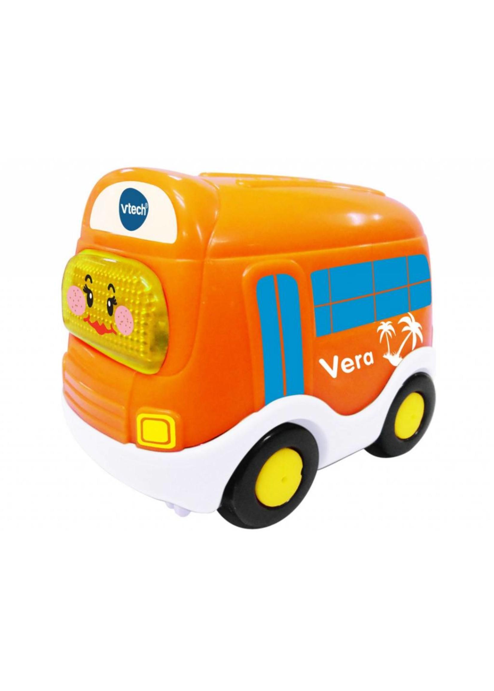 Vtech Toet Toet Auto's Vera Vakantiebus +12m