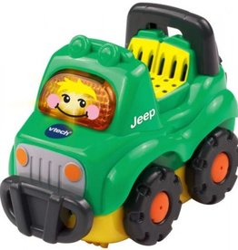 Vtech Toet Toet Auto's Jimmy Jeep +12m