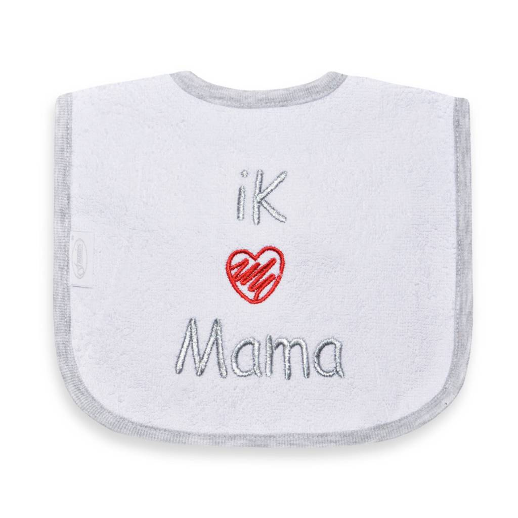 Funnies Slab Ik love Mama