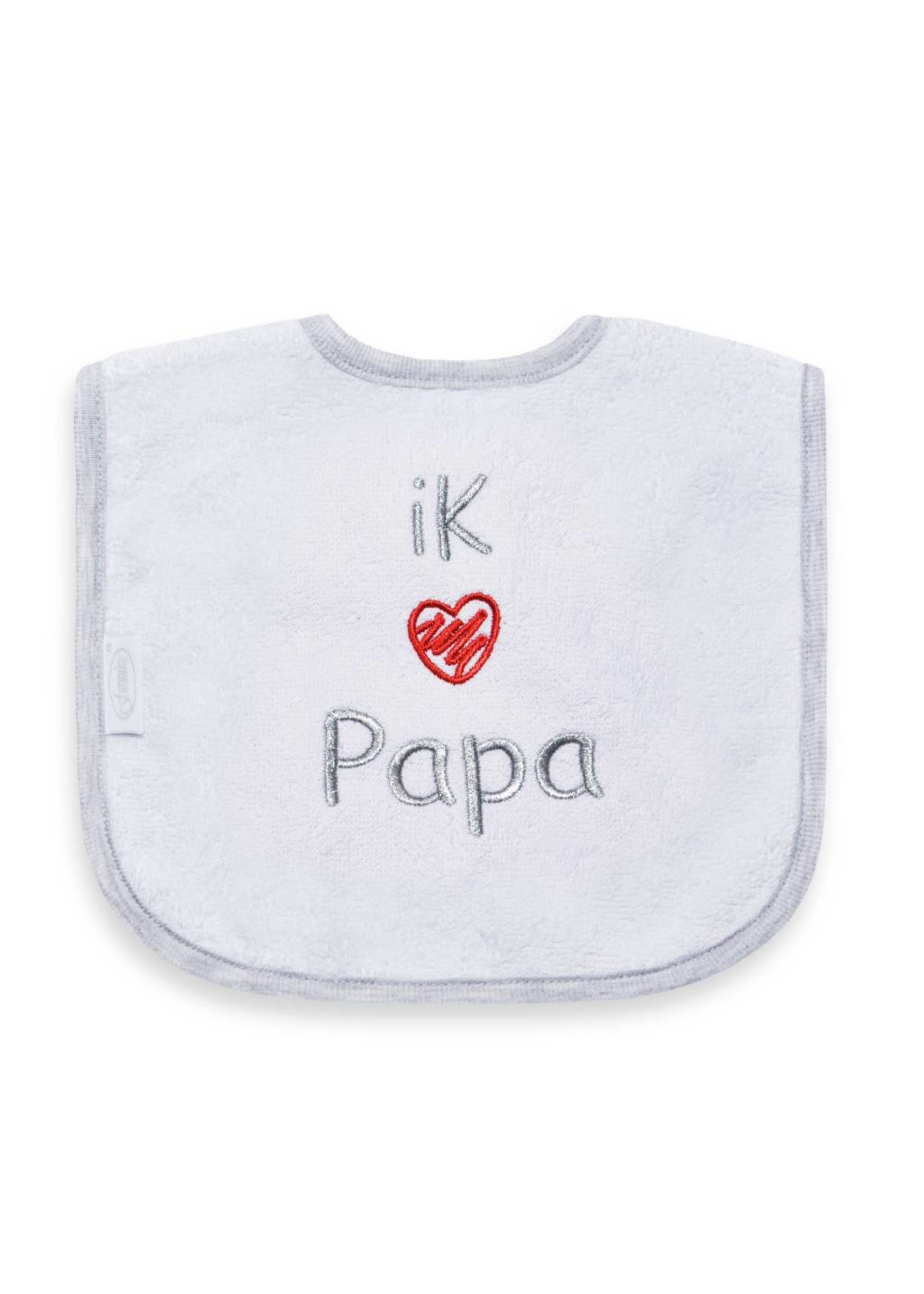 Funnies Slab Ik love Papa