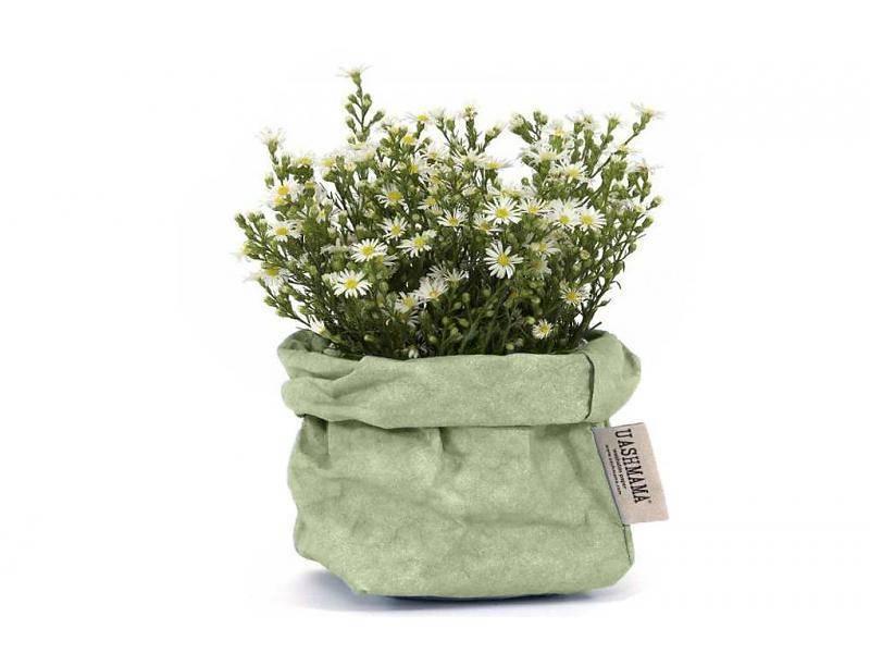 Paper bag mintgroen moes griet wholesale