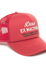 Deus Ex Machina House Trucker Red