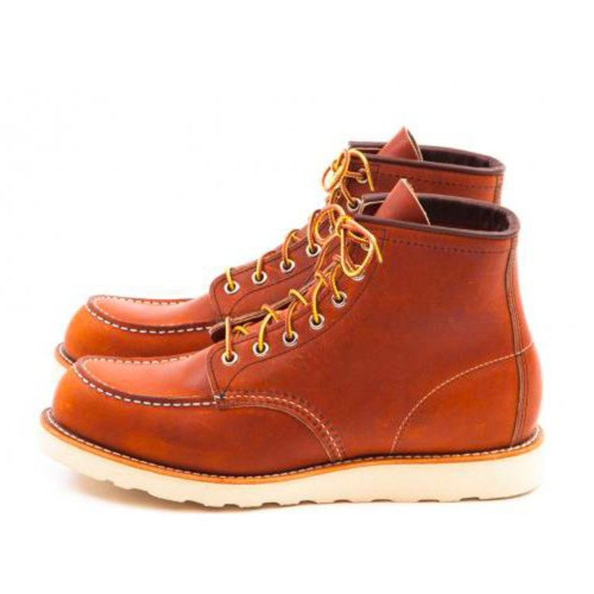 Red Wing Shoes 0875 Classic Moc Toe