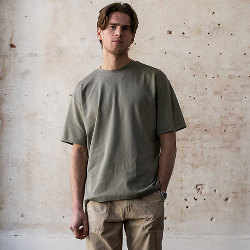 UPTOWN TS UPTOWN Washed Olive