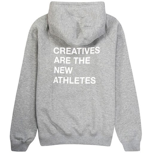 The New Originals CATNA Hoodie Grey
