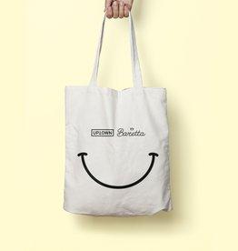 UPTOWN x Baretta Keep Smiling Tote Bag Large