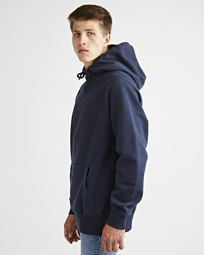 Tenue. Clay French Navy