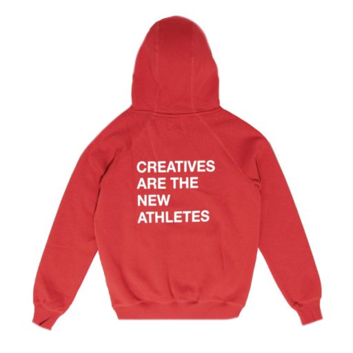 The New Originals CATNA Hoodie Red